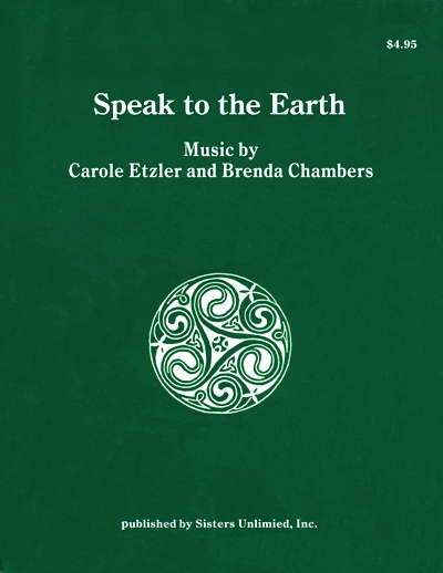 Speak to the Earth songbook
